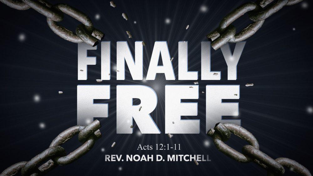 Finally Free! Image
