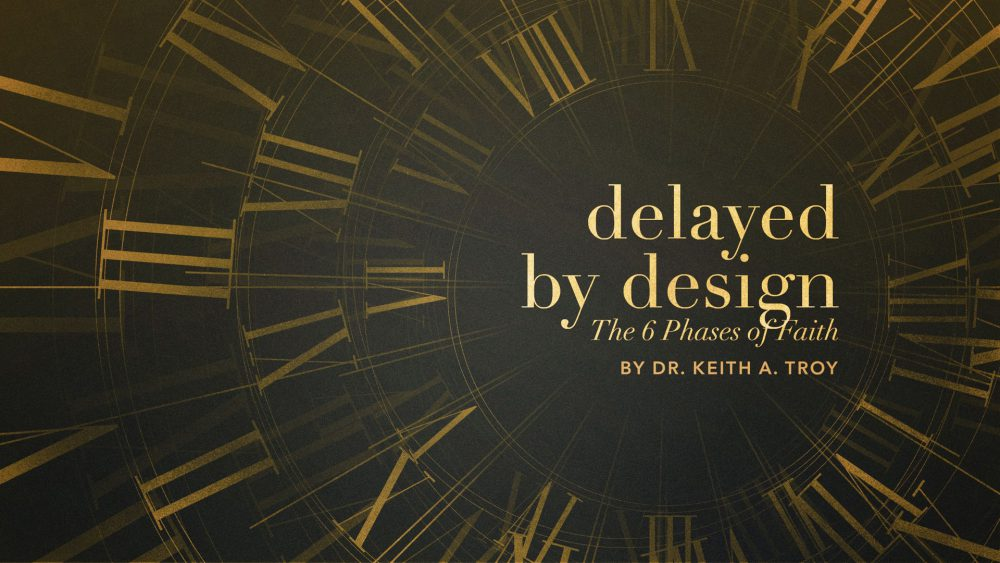 Delayed By Design Image