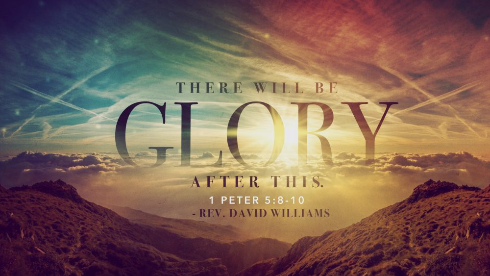There Will Be Glory Image