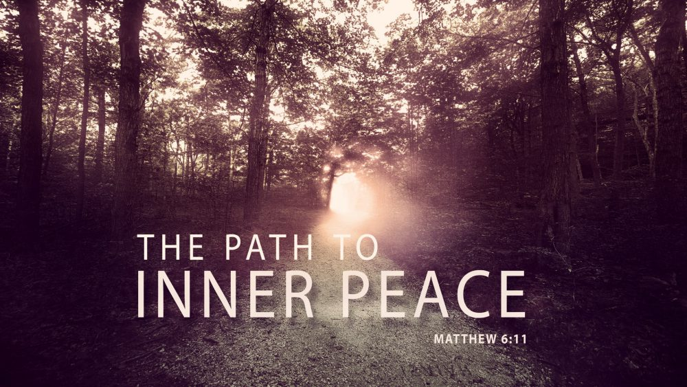 Path to Inner Peace Image