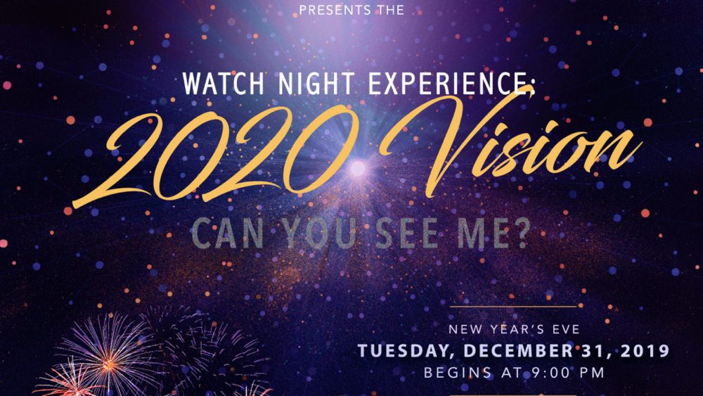 Watch Night Service 2019 Image