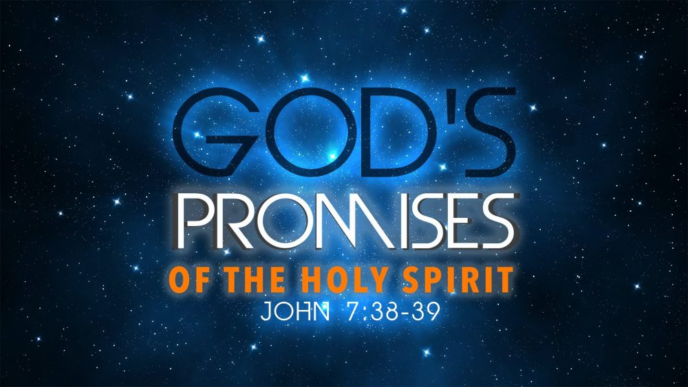 God\'s Promise of the Holy Spirit Image
