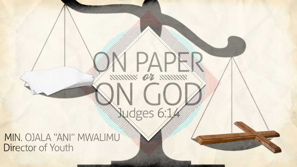 On Paper Or On God Image